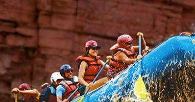 Moab River Rafting: Morning Half-Day Adventure
