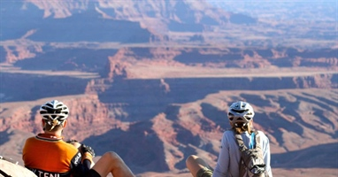 Mountain Biking: Dead Horse Point